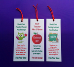 Personalised Teacher / School Related Bookmarks